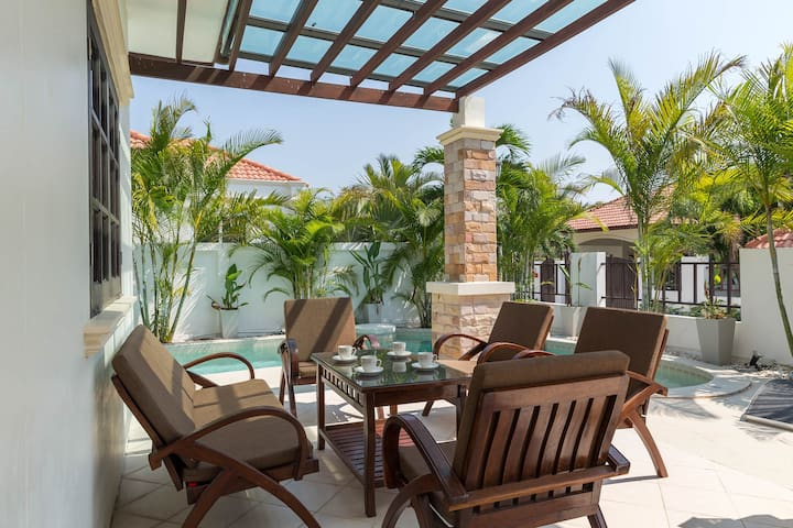Orchid Paradise Homes Villa OPV05 - Hin Lek Fai