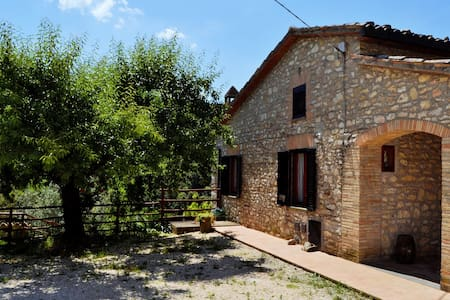 Country House in Umbria - Civitella del Lago - Casa de camp