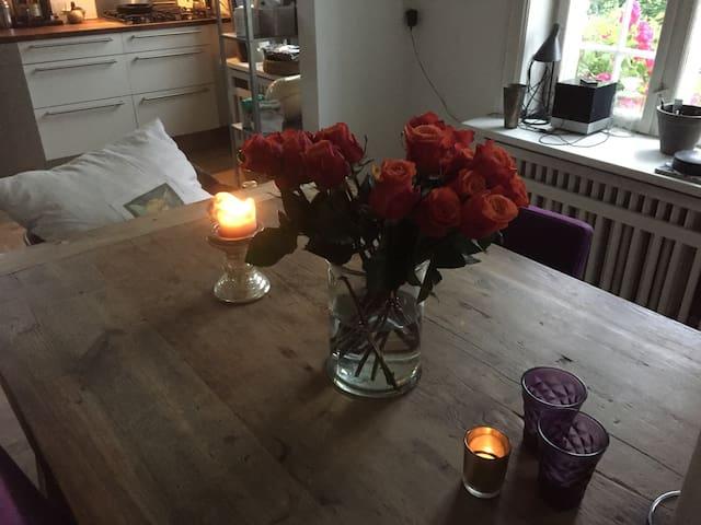 6 beds in Charlottenlund - 10 min from Copenhagen - Charlottenlund - Casa
