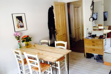 Big and light room for rent in CPH