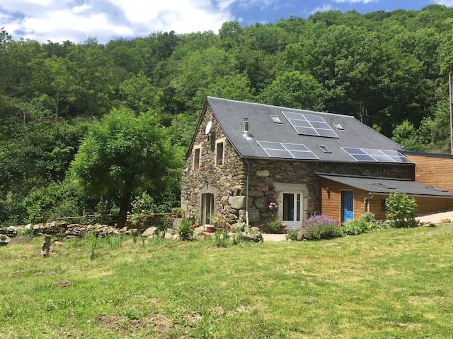 Le Lépadou Bas - Saint-Chély-d'Aubrac - Domek gościnny