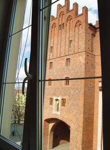 Apartment inmitten der Altstadt - Olsztyn - Kondominium