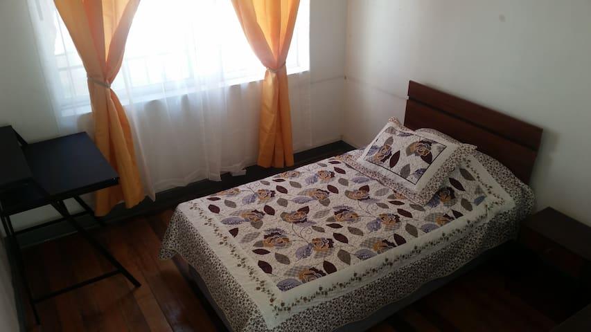 Se comparten habitaciones Román Díaz. Providencia
