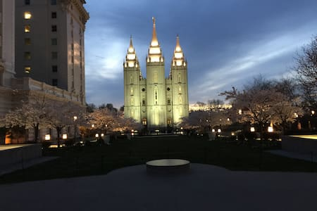 Downtown SLC/Convention Center - Salt Lake City - Apartamento