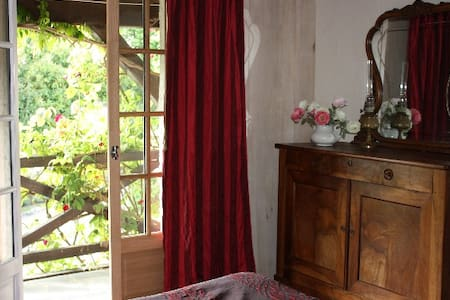 LE GRAND MENASSON - Chambre d'Hôtes - Sainte-Maure-de-Touraine - Aamiaismajoitus