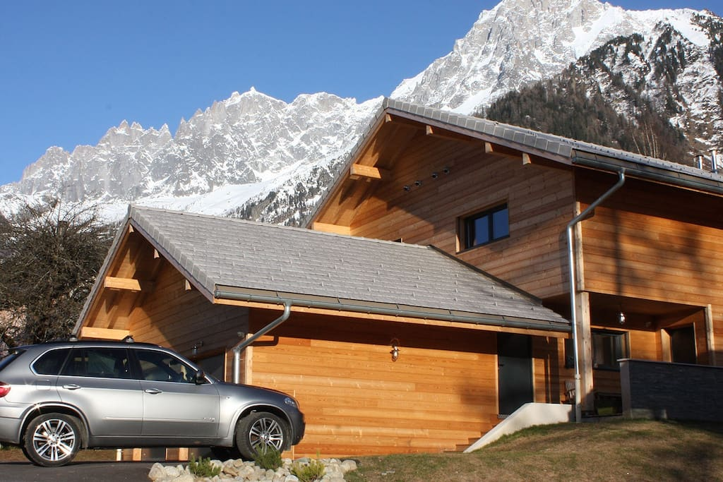 chalet in the chamonix valley chalets for rent in les houches rhone alpes