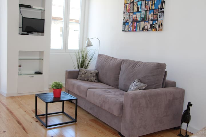 Apartamento T1 Centro Lisboa - Lisboa - Apartamento