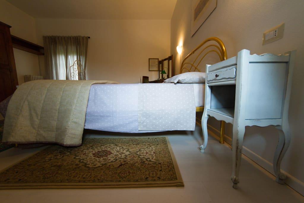 La camera che vi ospiterà!