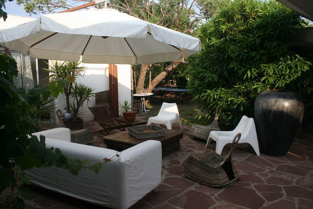 patio exterieur