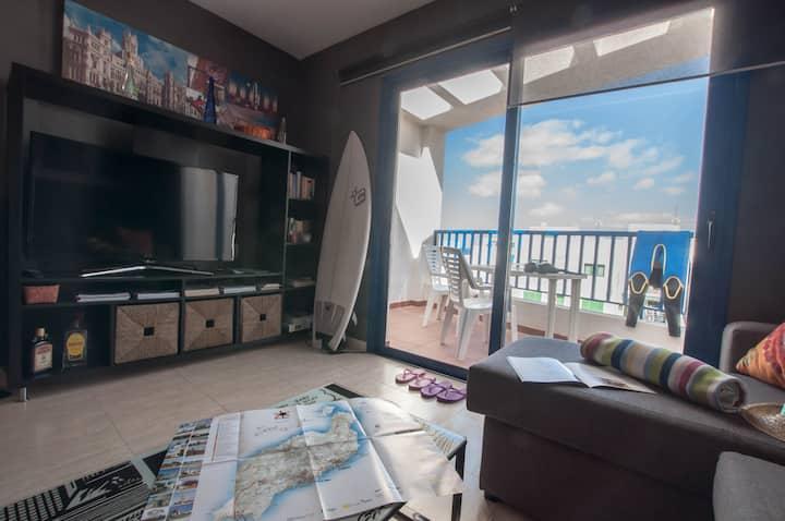 Paradiso apartment - Caleta de Famara