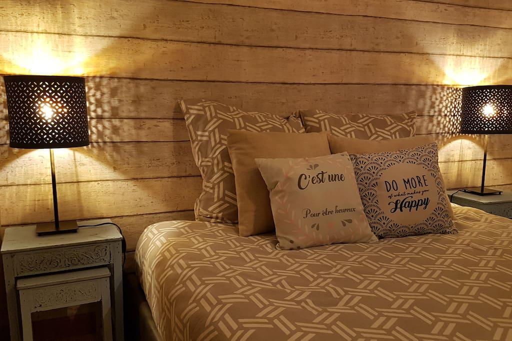 Votre future chambre !
