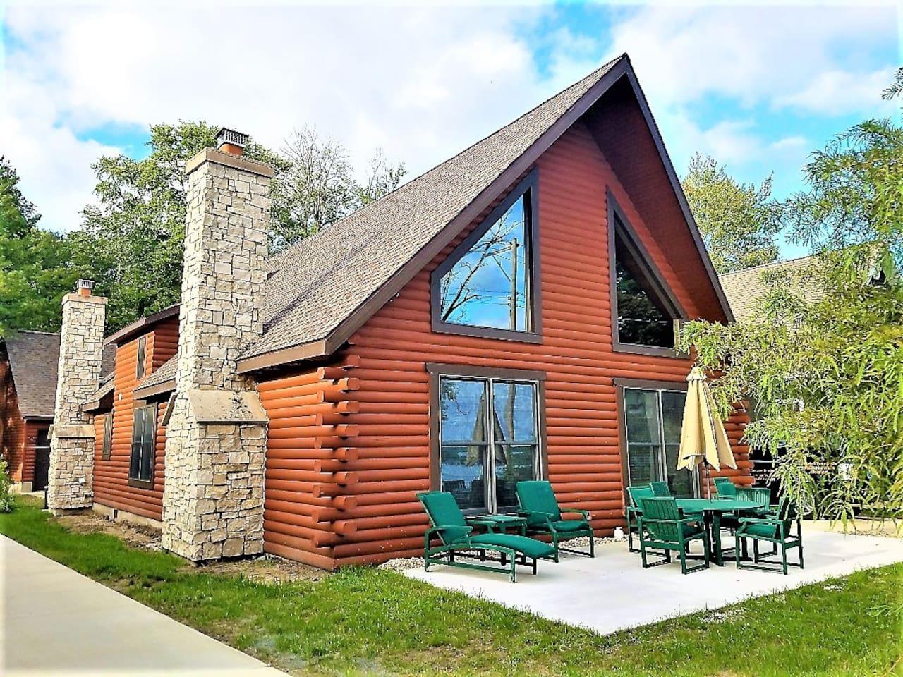 Unity Log Cabin