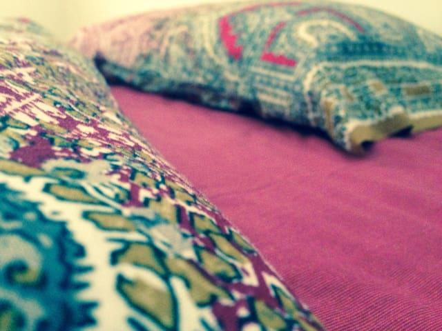 Bonito piso, céntrico y luminoso - La Adrada