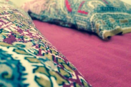 Bonito piso, céntrico y luminoso - La Adrada - Byt