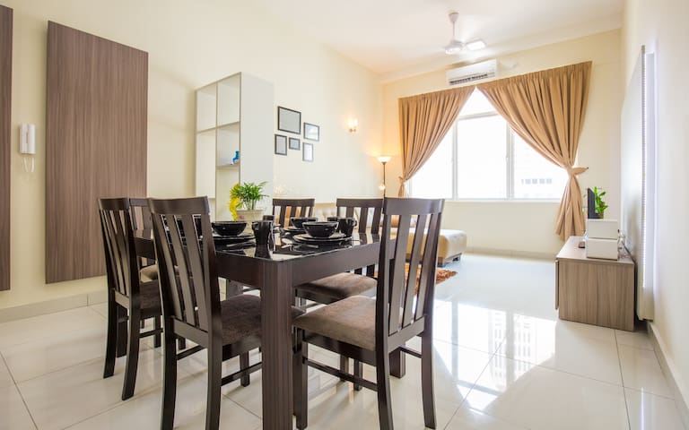 THE VUE OHANA(3 rooms for 5 MAX 8) - Kuala Lumpur - Apartment