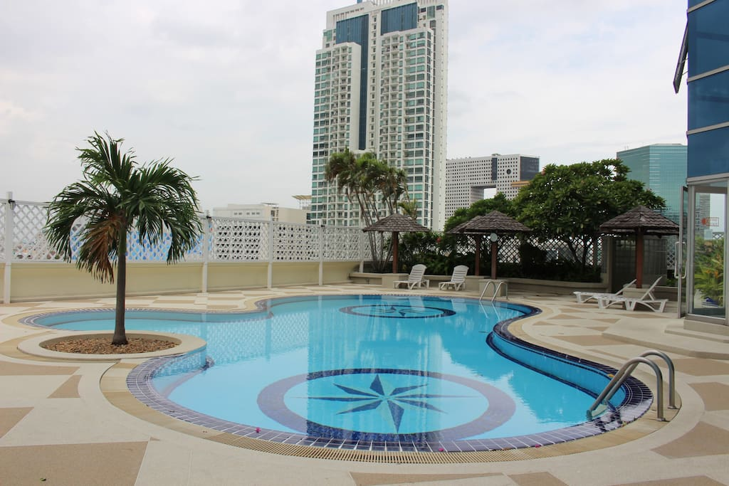 Another view of the Swimming Pool