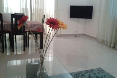 Appartement meuble neuf a Mbao - Dakar - Appartement