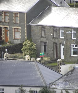Afan Valley House - Afan Forest - Cymmer - Haus