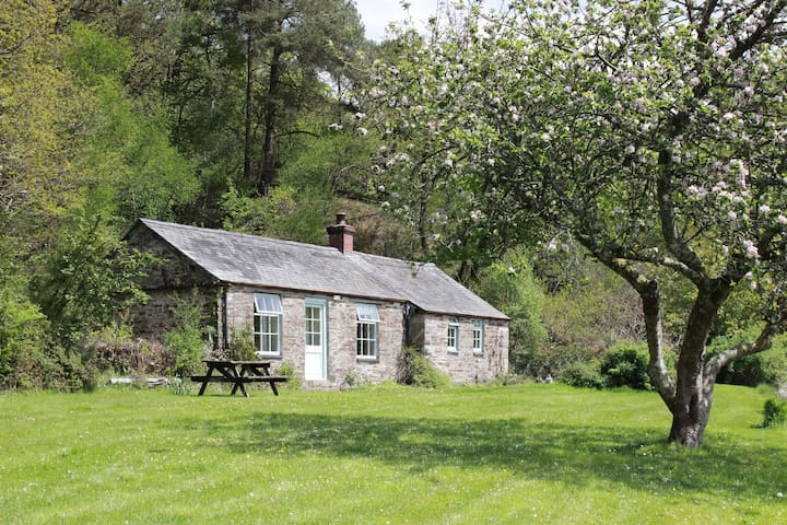 The Count House by the River Tamar - Tavistock - Casa