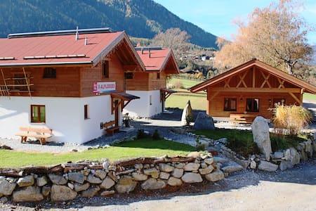 X-Alp Lodge - ein Ferienhaus - Sautens