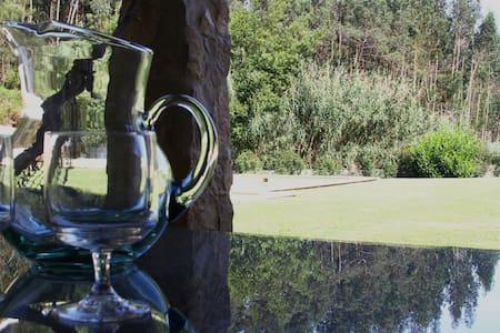 Casa da Ribeira de São Silvestre - Ferreira do Zêzere