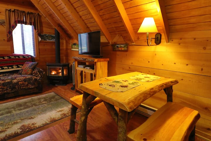 Cute updated Mountain Cabin w/ fireplace #3