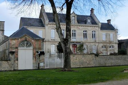 La Villa Sans Gêne - Saint-Jean-d'Angély