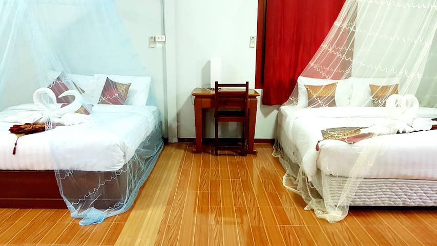 Palmthien Pool Villa Aonang Deluxe Sleep 4 person