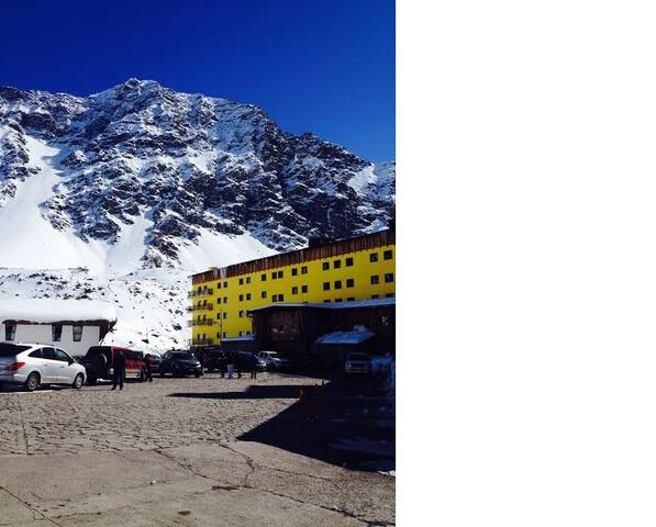 Hostel near Portillo - 1 Hour