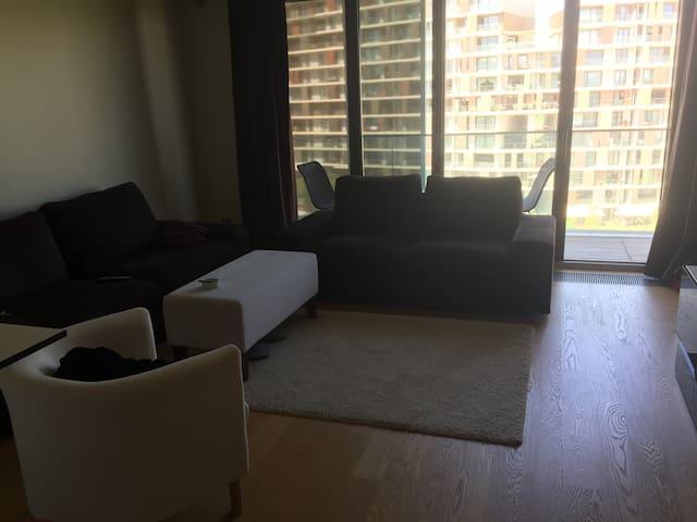 Sur yapı Exen Konutları - İstanbul - Apartment