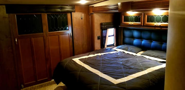 Your Own Private Luxury RV