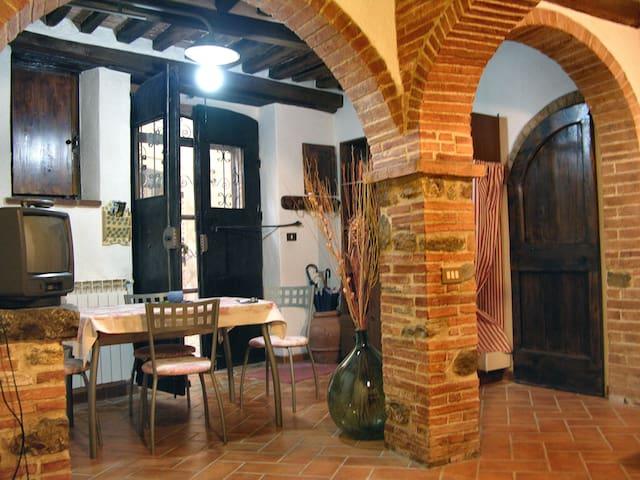 Vacanze Toscana, VacationsTuscany.  - Monterotondo Marittimo - Appartement