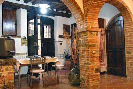 Vacanze Toscana, VacationsTuscany.  - Monterotondo Marittimo - Flat