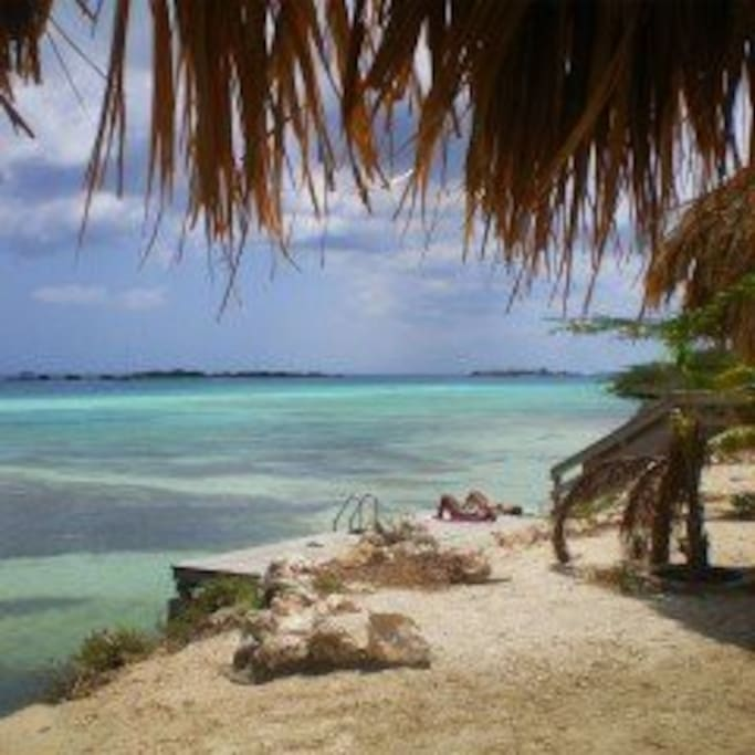 Seabreeze Apartments: Flats For Rent In Savaneta, Aruba