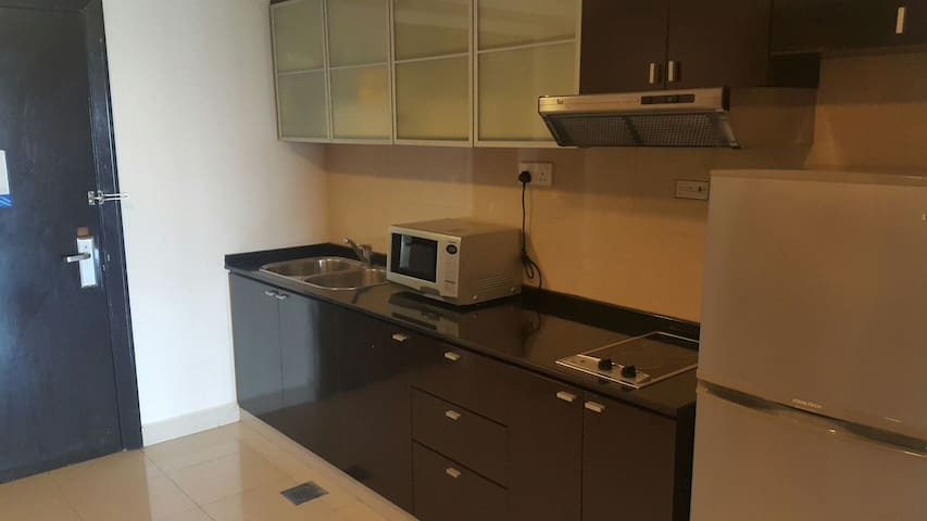 luxury studio(WIFI)@Sunway pyramid - Petaling Jaya - Appartement