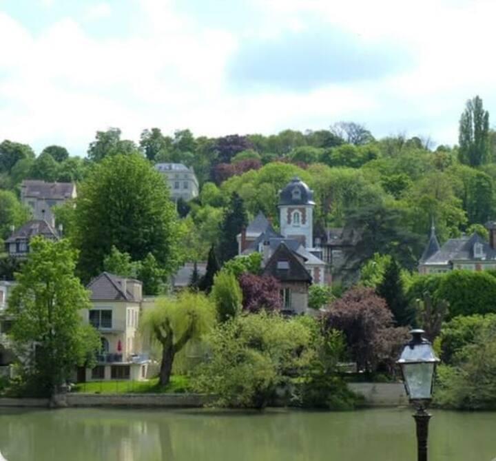 Bienvenue à Chennevières sur Marne