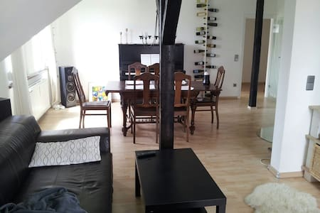 Penthouse apartment near the center - Braunschweig