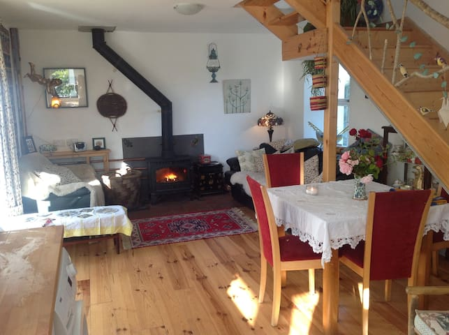 Charming renovated cottage in rural Kilkenny - Maddoxtown - Huis