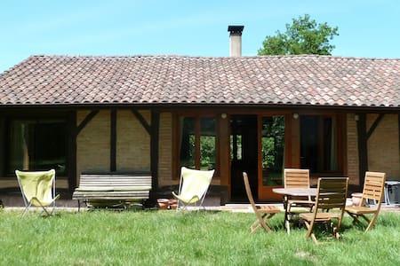 Restored farmhouse near coast - MEZOS - Дом