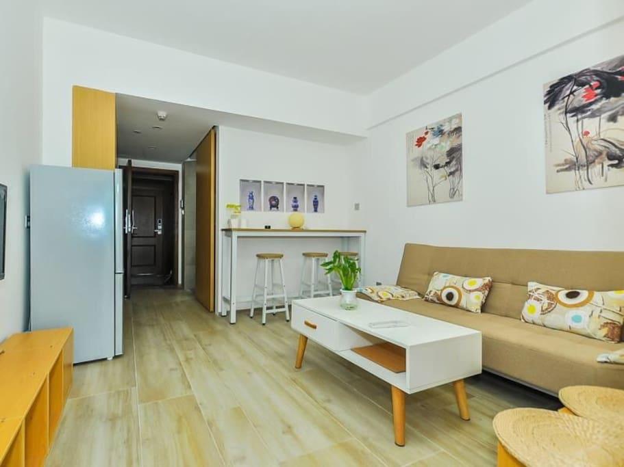 公寓套间2:中式居室餐客厅