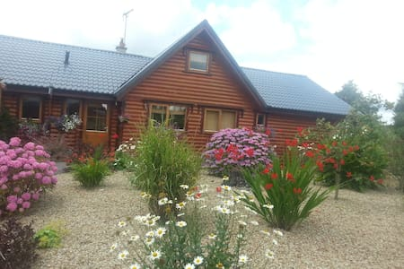 LOG CABIN WEEK/WEEKEND BREAKS - Ballinamore - 獨棟