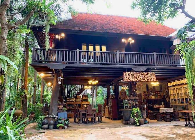 บ้านพุทธทอง ลำปาง Ban Budhthong Lampang
