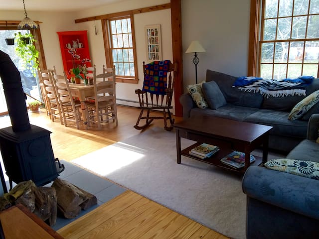 Cozy Cape Cod getaway (private) - Brewster - Casa