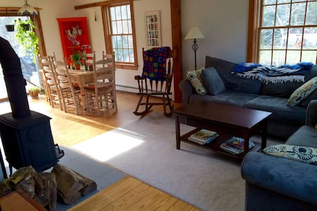 Cozy Cape Cod getaway (private) - Brewster - Rumah