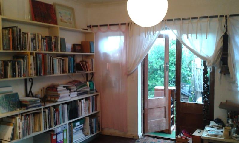 Sunny Muizenberg apartment - Kaapstad - Huis