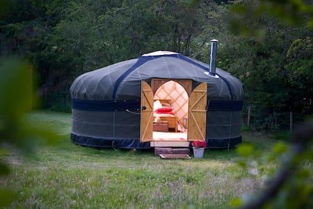 Croglin - beautiful Yurt, up to 2 - Armathwaite