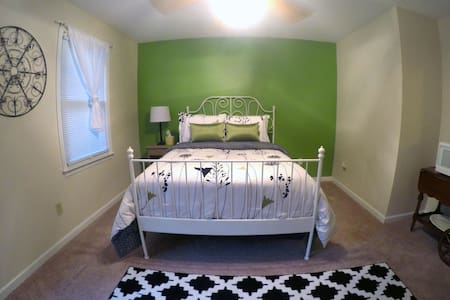 Cozy Room Mins from Liberty Uni - Lynchburg
