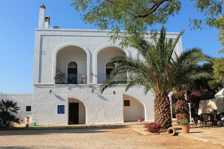 Typical Masseria with Trulli IV - Cisternino - Bed & Breakfast