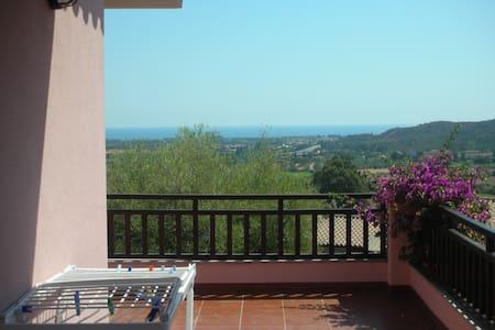 Residence Colle Maiorca  piscin tri - Budoni - Huoneisto
