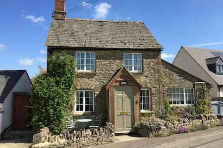 Appin Cottage nr Burford, Cotswolds - Shipton-under-Wychwood - Casa